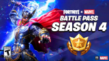 Fortnite Season 4: Marvel Theme & What We Know So Far